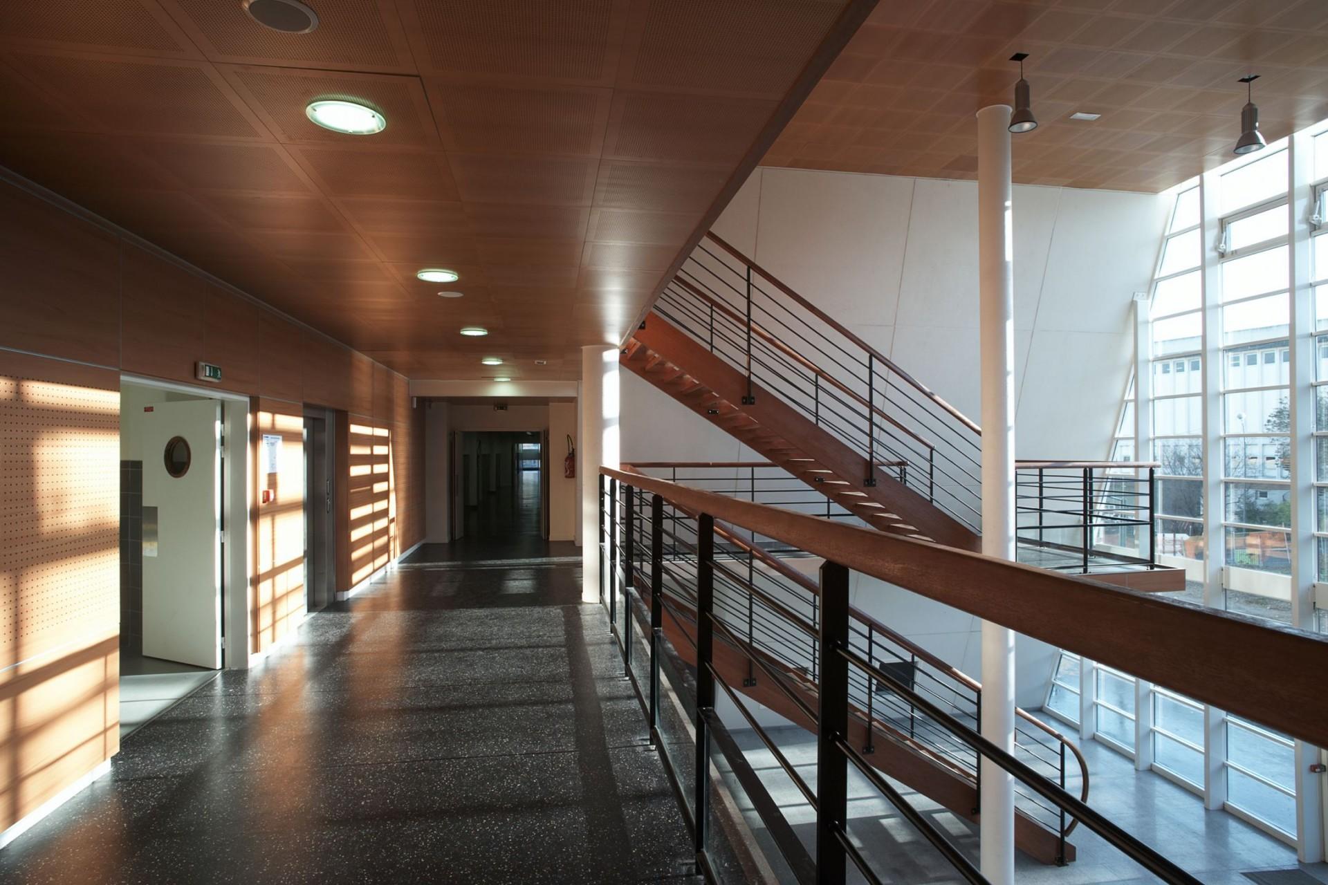 Construction d'un collège 600, Clichy-la-Garenne