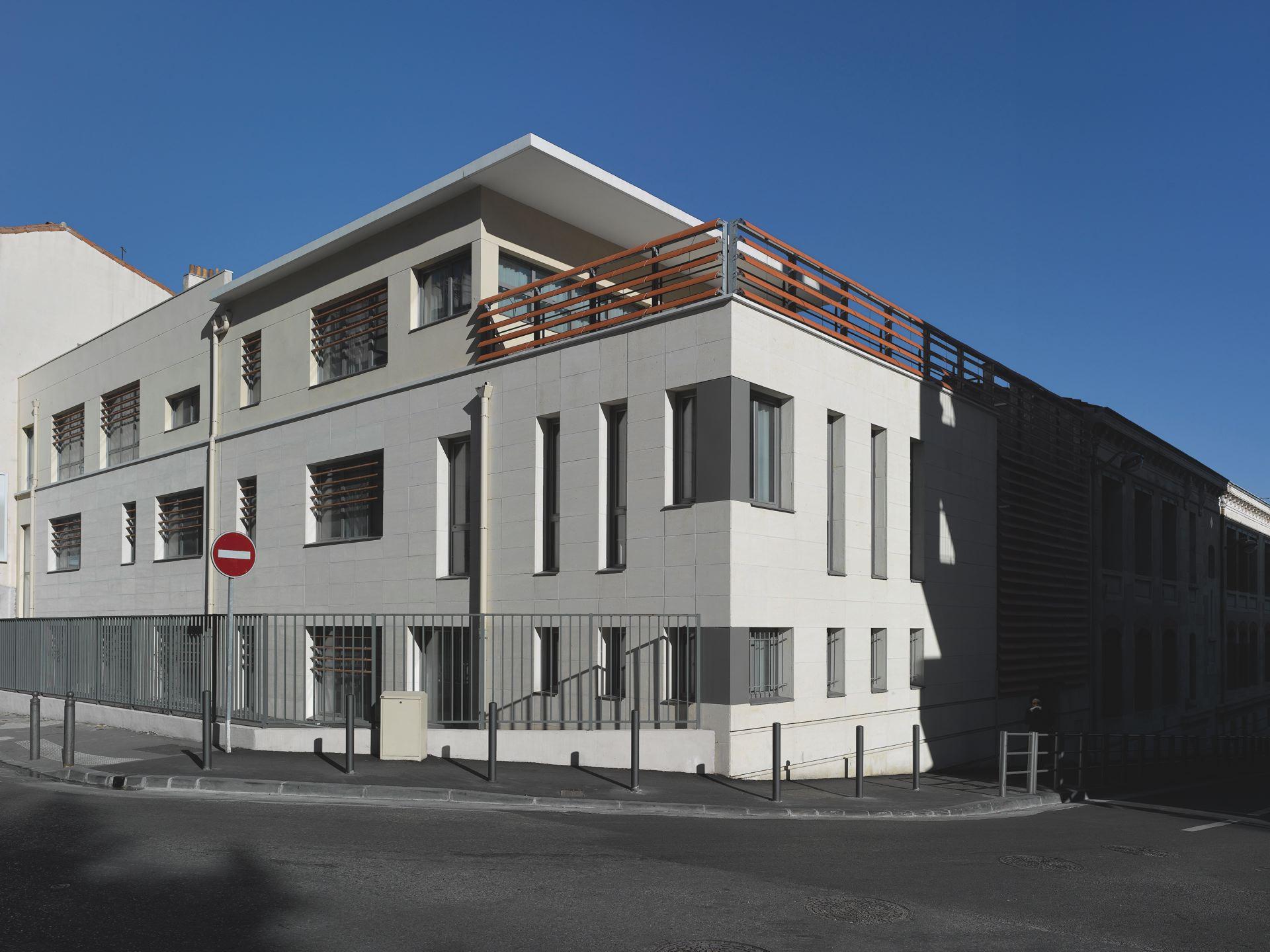 Cité scolaire Mélizan-Fiolle-Puget, Marseille