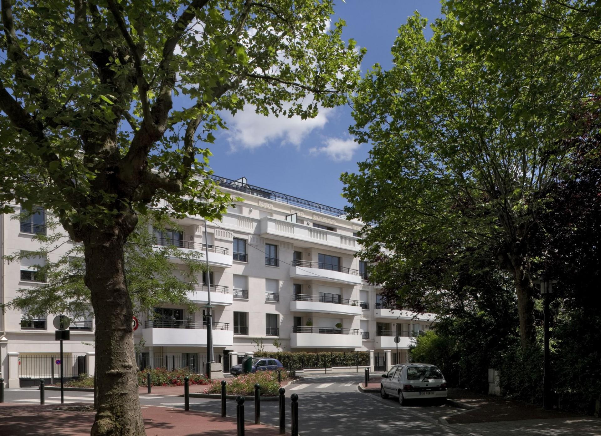 Immeuble de 51 logements, Le Plessis-Robinson