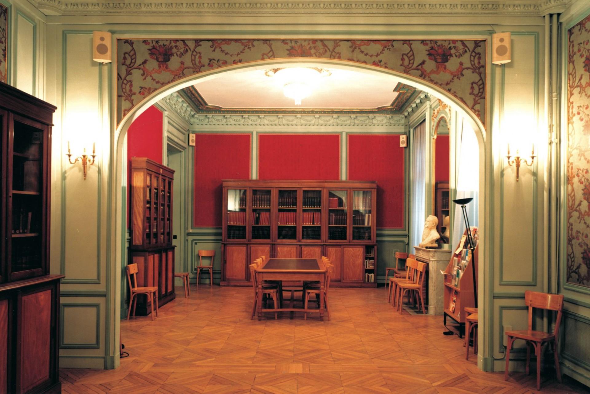 Académie des Sciences d'Outre-Mer, Paris