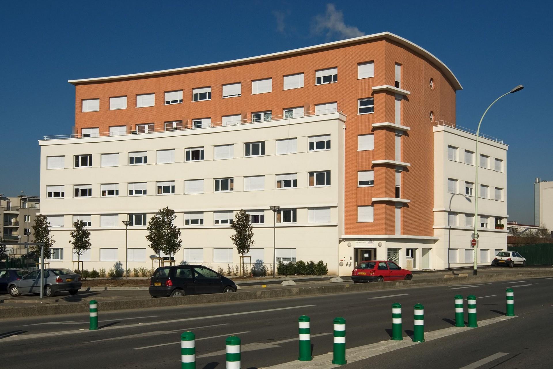 Résidence étudiants de 126 chambres, Bonneuil-sur-Marne (94)