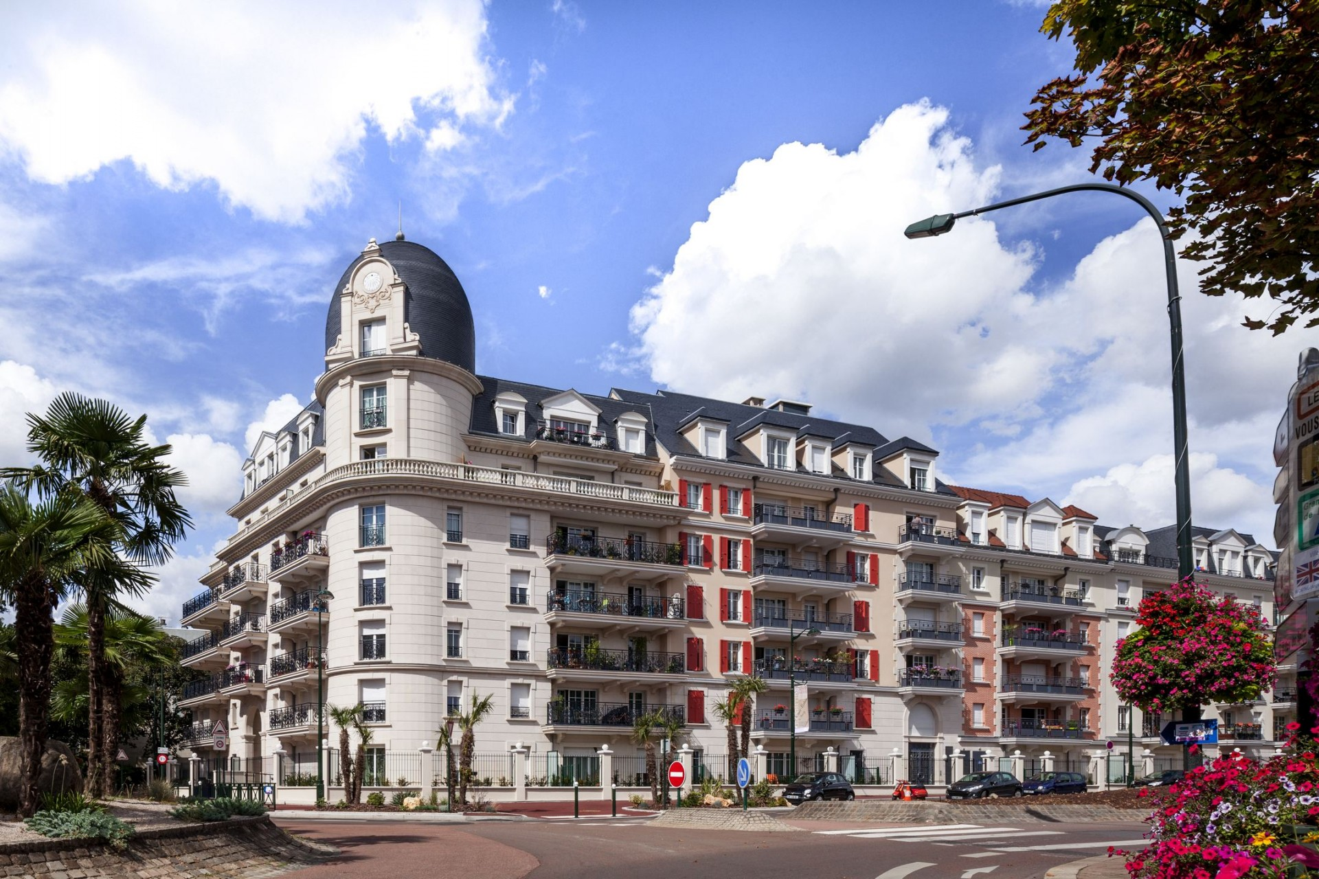 Ensemble de 180 logements, Le Plessis-Robinson