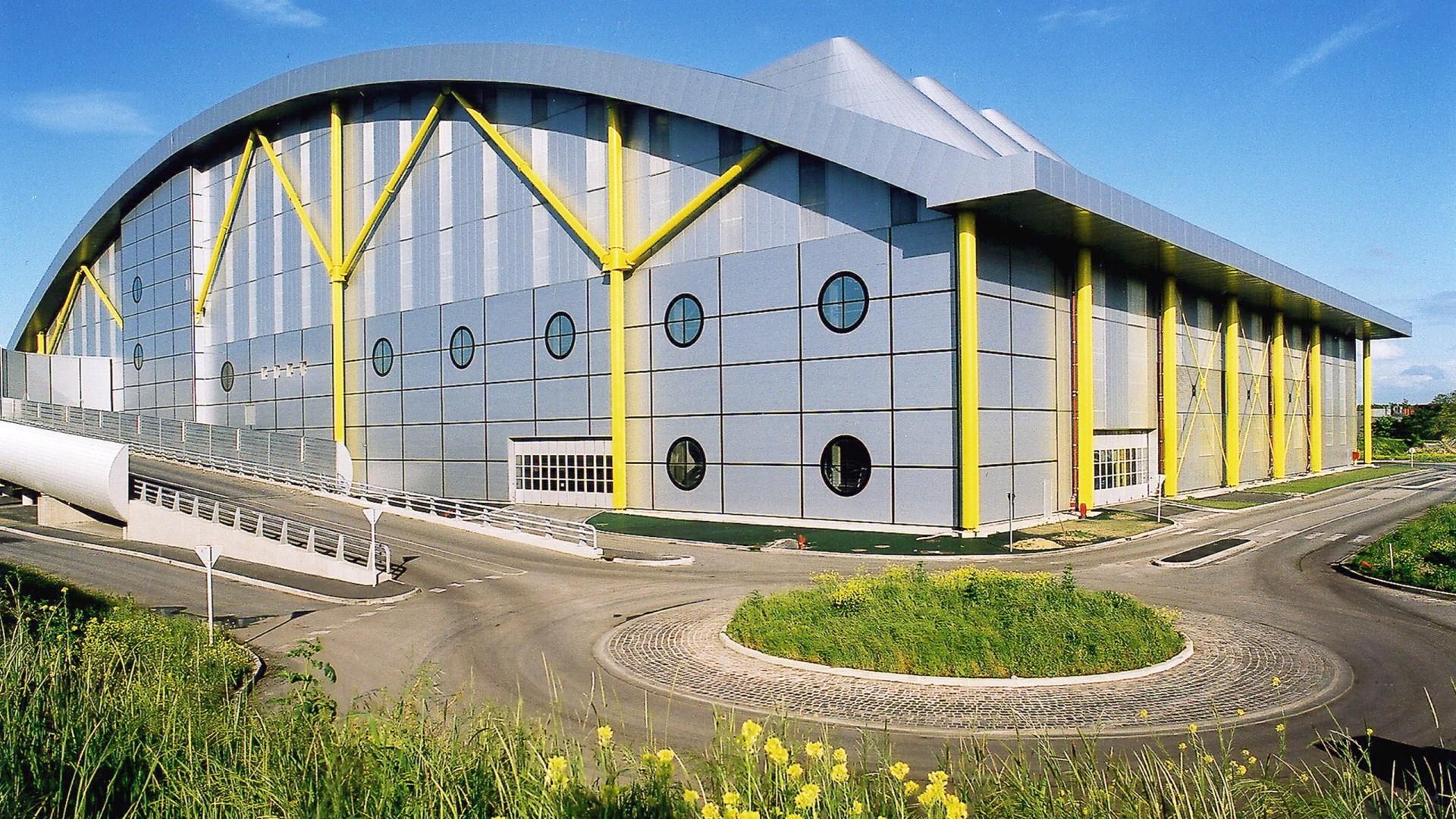 Construction d'un Centre de Valorisation Energétique, Halluin (59)