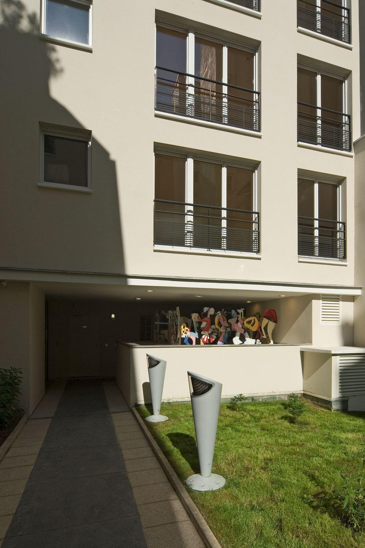 Immeuble de 66 logements, Paris