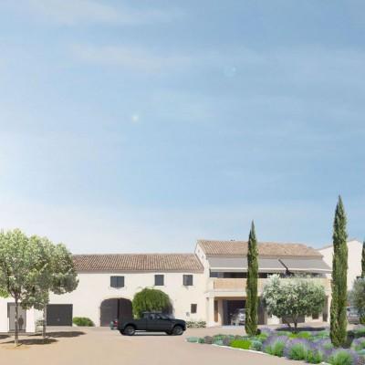 Domaine viticole à Mouriès (13)