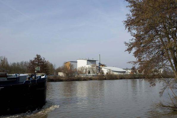 Construction d'une usine d'incinération, Villers-Saint-Paul (60)