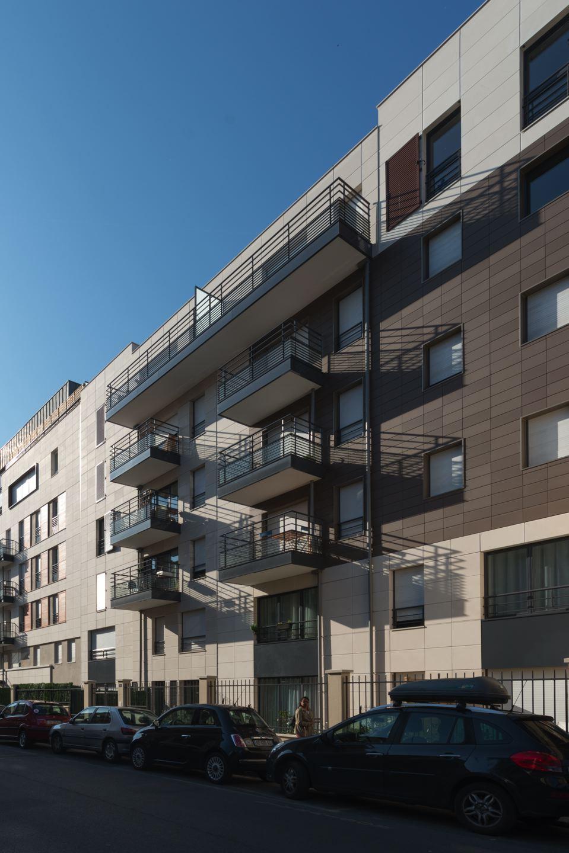 Immeuble de 29 logements, Montrouge (92)