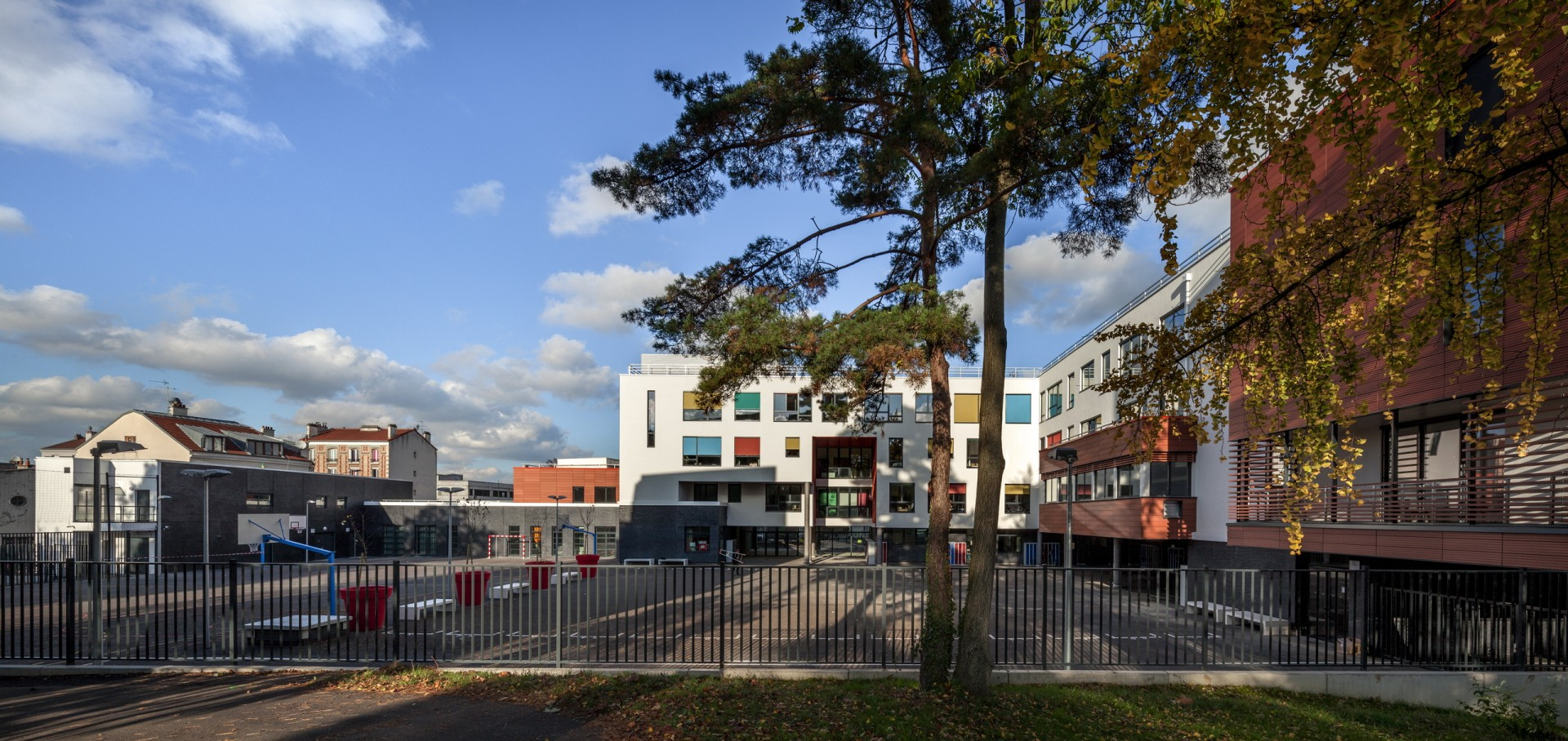 College J.B.Corot-Le Raincy-16