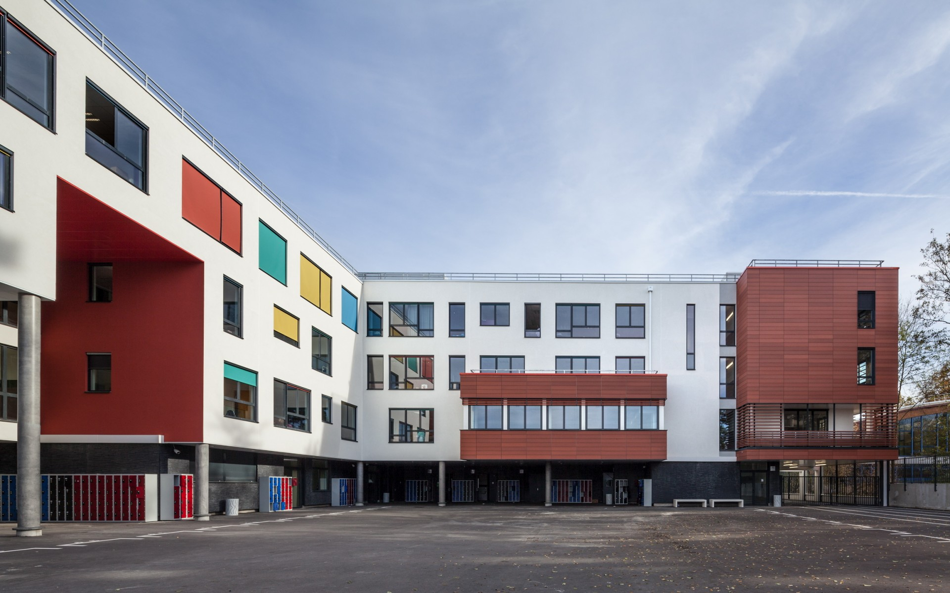 College J.B.Corot-Le Raincy-24